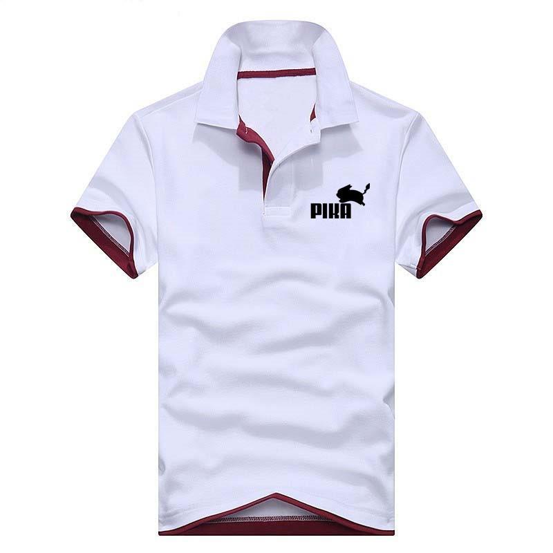Shirt Mnner Hohe Qualitt Mnner Baumwolle Kurzarm Sommer Shirt Marke Trikots Polos Polo Homme Lncrease Gre Mnner Kleidung