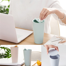 Bin Basket Holder Waste-Bins Car-Accessories Dust-Case Office-Table Garbage Cleaning-Tools