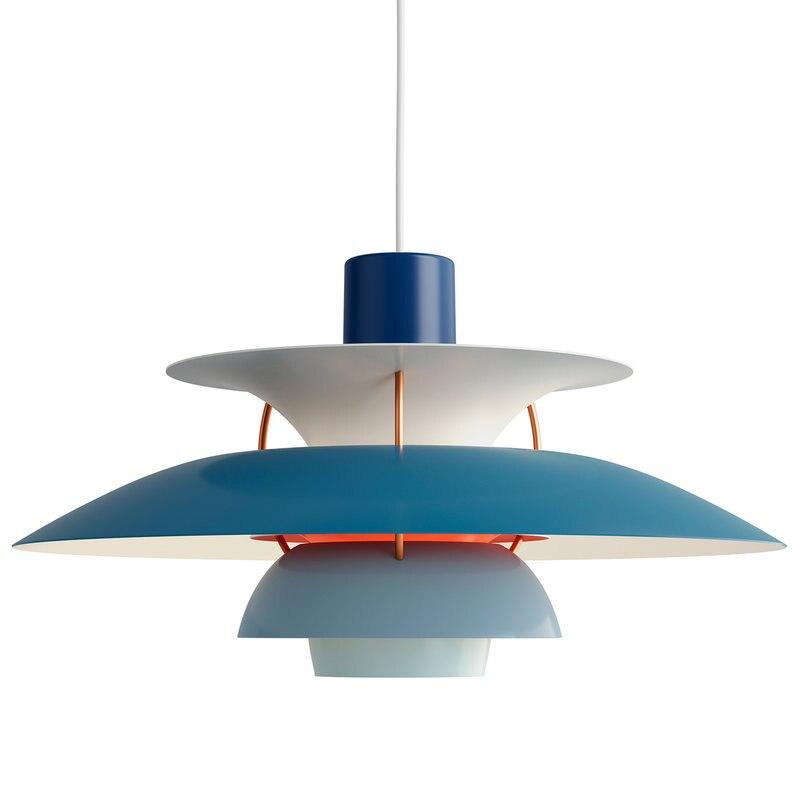 Nórdico moderno pendurar lâmpada criatividade luzes pingente suspensão lampe colorido guarda-chuva led suspender lâmpada para sala de jantar