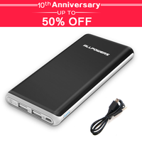 Power Bank Phone External Battery Dual USB Charge for iPhone 7 8 X Xs Xr Xs max 11 iPad Air Mini Huawei P30 Mate 30 pro Samsung|Power Bank| |  -