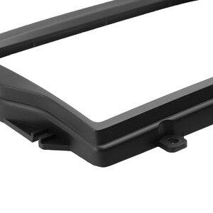 Image 4 - Двойная 2 Din панель для 2016 Daewoo Royale Lada Vesta Радио DVD стерео панель крепление для приборной панели комплект для установки рамки