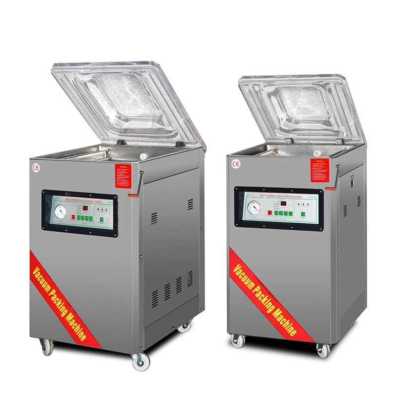 Food Grade Packaging Machine Automatic Packaging Machine 304 Not Vertical Vacuum Packaging Machine 400|Vacuum Food Sealers| |  - title=