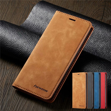 лучшая цена For Samsung Galaxy S8 S8+ Case High Quality Magnetic Phone Case For Samsung Galaxy S8 S8 Plus Cover Wallet Flip Stand Case