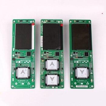 3pcs Otis Elevator LMBND430DT HPI-B0430VR black screen outbound display board HBP12-BND AQ1H252 elevator display board km853300g13 853303h03