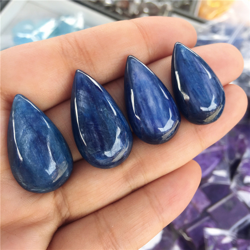 Beautiful Natural Kyanite Pendant Wholesale Pendant Necklace Natural Gem Birthday Gift 1pcs