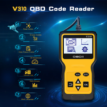High Quality diagnostic Tool for Car Viecar V310 Automotive Scanner Engine Code Reader Sensor OBD 2 automotivo Diagnostic