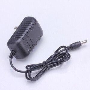 18650 перезаряжаемая литиевая батарея зарядное устройство DC 5,5 мм * 2,1 мм портативное зарядное устройство для 1 2 3 4 струнные литиевые 4,2 V 8,4 V 12,6 V ...