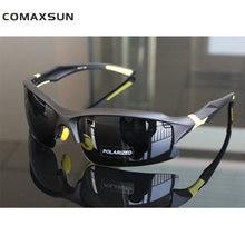 Профессиональные поляризованные велосипедные очки comaxsun спортивные