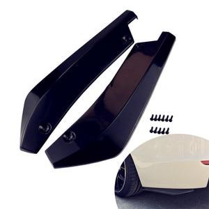 Car bumper spoiler diffuser angle protector fin for Volvo S90 XC90 XC XC70 V70 S80 Estate You Universe C30 S80L C70 V50 S40