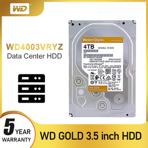Image 3 - Ổ Cứng WD Tây Kỹ Thuật Số Mới Vàng 2TB 4TB 6TB 8TB 10TB 14TB HDD SATA 3.5 Cứng Bên Trong Đĩa Harddisk Cứng Disque Dur Máy Tính Để Bàn