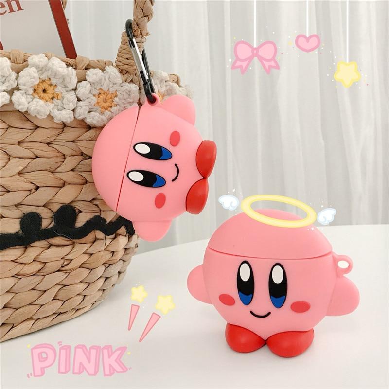 Kawaii Kirby Airpod Case