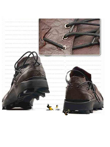 Image 5 - Echtes Leder Männer schuhe Casual Classic Boat Schuhe Handgemachte Fahr Schuhe Bequeme Turnschuhe Ankle Stiefel Müßiggänger Männer mokassin
