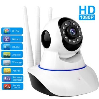 1080P HD Wireless Video Baby Monitor WIFI IP Camera night vision Audio Network camera CCTV Indoor Security Camera V380