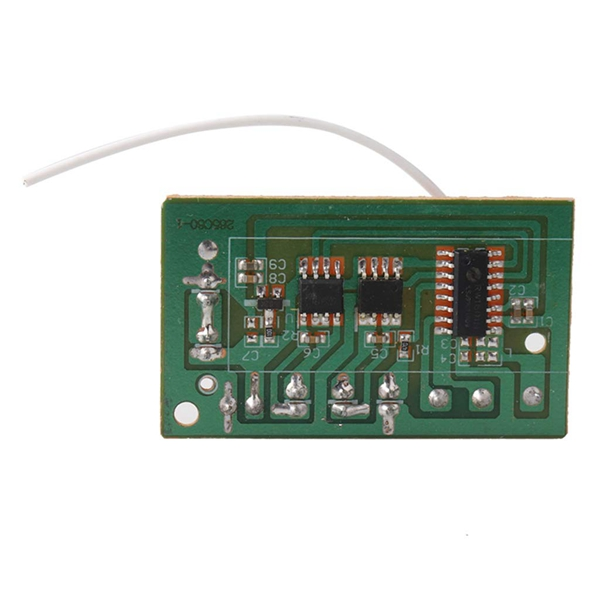 Receiver Main Board Plate for RC 1/16 Climbing Crawler Car WPL B-1/B-24/C-14/C-24/B-16 <font><b>Truck</b></font> <font><b>Part</b></font> Spare <font><b>Parts</b></font> Accessories image