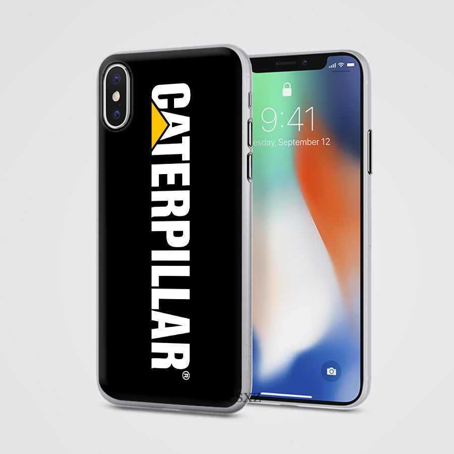 Cll Ốp Lưng Điện Thoại Iphone 6 6 S 7 8 Plus 11 Pro X XS Max XR 5 5 S SE Sâu Bướm Logo Dễ Thương Bao Silicon