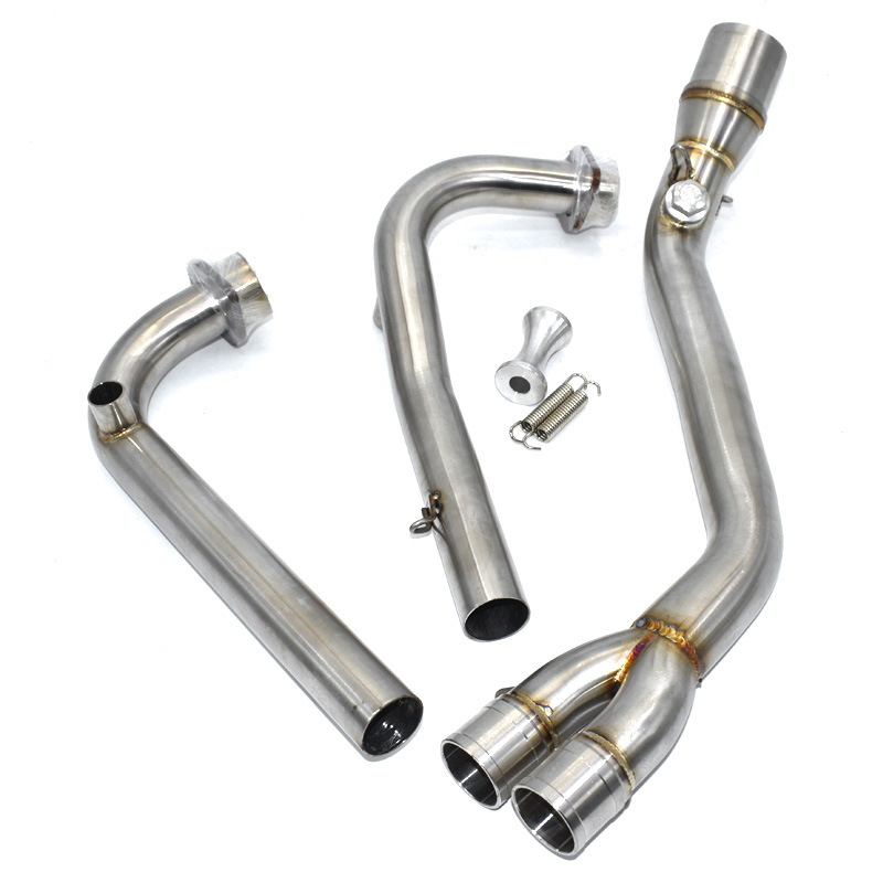 Motorcycle Full System Header Pipe For Yamaha T max Tmax 500 530 TMAX530 TMAX500 2001 2016 2004 2005 2006|Exhaust & Exhaust Systems| |  - title=
