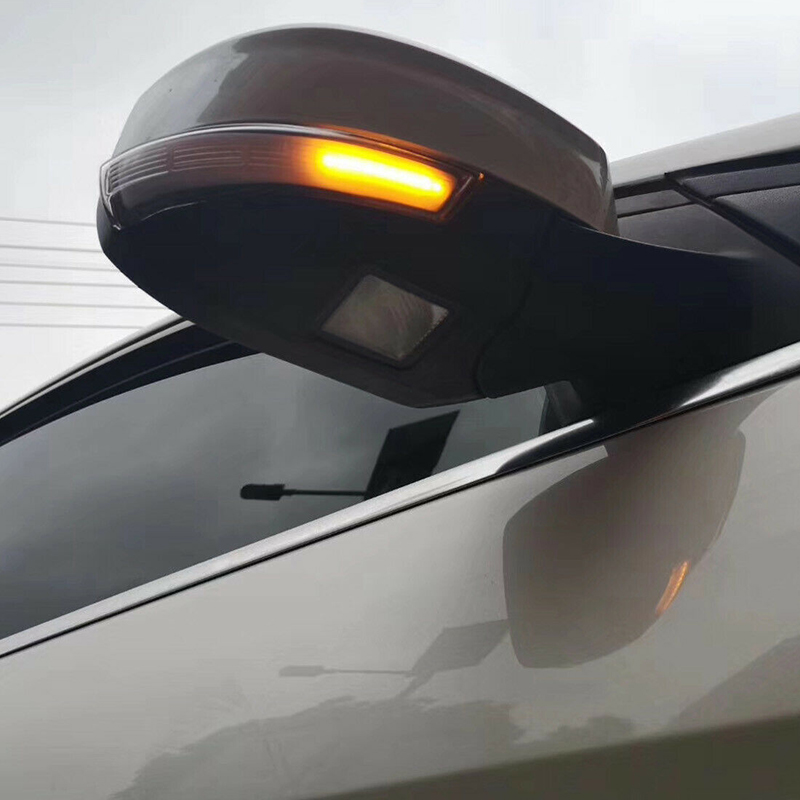 מחשבים ניידים ואביזרים דינמי פנה LED אותות סייד Mirror סדרתית מחוון בלינקר עבור פורד פוקוס MK2 08-12 MK3 2010-04 פורד מונדיאו MK4 2010-08 (5)