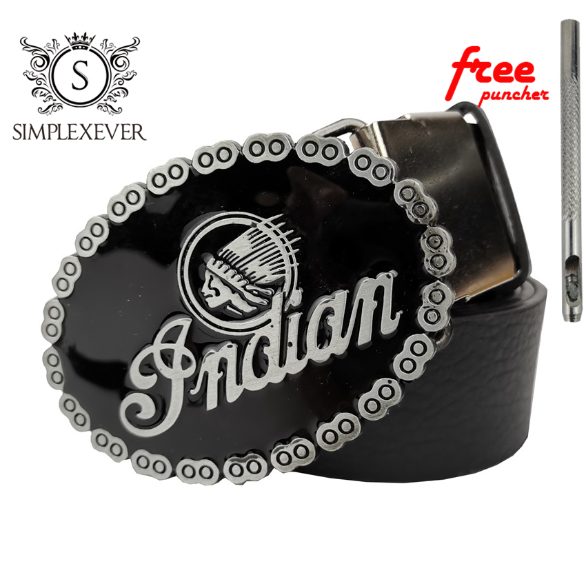 Indian Metal Cool Belt Buckles For Man Unisex Western Fashion Mens Belt Buckles Cowboys Cowgirls Buckle Luxury Hebill