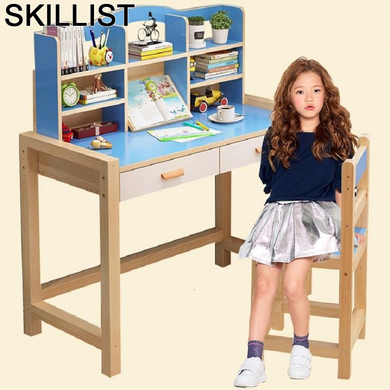 And Desk Cocuk Masasi Child Avec Chaise For Tavolo Per Bambini Adjustable Mesa Infantil Kinder Bureau Enfant Study Kids Table