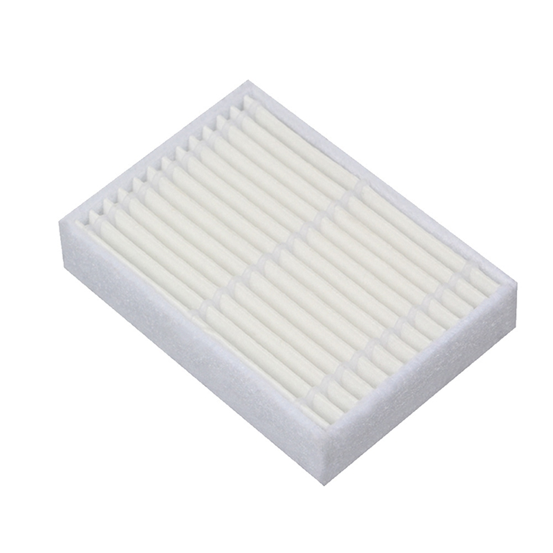 XMX-6pcs Replacement Hepa Filter For Panda X600 Pet Kitfort KT504 For Robotic Robot Vacuum Cleaner Accessories