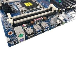 Image 2 - Placa base Original para HP Z440 C612, MB, LGA, 2003 3, 2003 002, 2009 001, 2009 2009, 100%, completamente probada