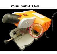 Mini cut off saw,Mini cut off saw/Mini Mitre Saw/Mini chop saw,220v 7800rpm cut ferrous metals non ferrous metals wood plastic