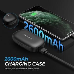 Image 2 - SoundPEATS TrueBuds אמיתי אלחוטי אוזניות Bluetooth 5.0 מגע בקרת TWS אוזניות עם 2600mah טעינת מקרה