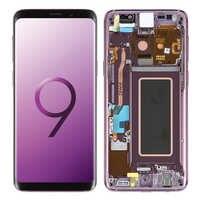 S9 LCD d'origine pour Samsung Galaxy S9 Plus écran d'affichage à cristaux liquides avec cadre AMOLED S9 G960F LCD S9 Plus G965F assemblage d'écran tactile