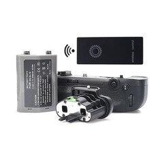MB-D18 aperto da bateria + 2.4g controle remoto sem fio + EN-EL18 bateria + BL-5 capa para nikon d850 câmera digital slr. pode alcançar 9fps.