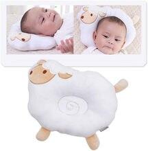 Almohada de sueño de bebé recién nacido, gran oferta, antisaliva, cuna de leche, cuna para dormir, cuña de posicionamiento, antireflujo cojín, almohada moldeadora de lactancia