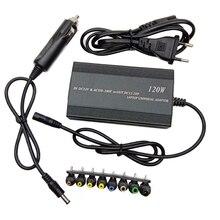 Ue US royaume uni AU plug 120W 12V 15V 16V 18V 19V 20V 22V 24V AC adaptateur cc adaptateur secteur réglable voiture maison chargeur alimentation USB5V