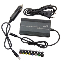 Ue usa UK AU wtyczka 120W 12V 15V 16V 18V 19V 20V 22V 24V AC DC Adapter regulowany zasilacz samochodowy ładowarka domowa zasilacz USB5V