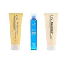 CP-1 интенсивный питающий кондиционер Кератиновое лечение волос сыворотка LADOR идеальная краска для волос от выпадения волос пудра маска для волос
