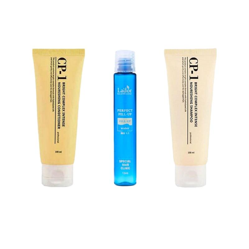 CP-1 Intense Nourishing Conditioner Keratin Hair Treatment Serum LADOR Perfect Hair Fill-up Anti Hair Loss Powder Hair Mask