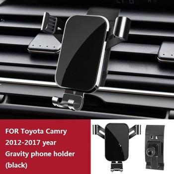 Uchwyt samochodowy do telefonu Toyota Camry 2012-2021 rok Gravity uchwyt na GPS dedykowany wylot wentylacyjny uchwyt do nawigacji tanie i dobre opinie CN (pochodzenie)
