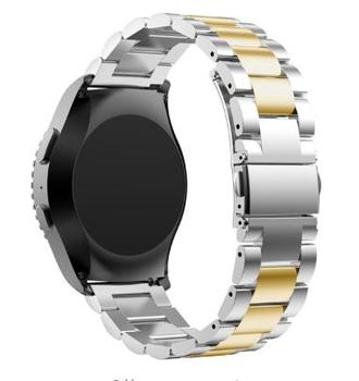 20mm Stainless Steel Band Strap For Garmin Venu/GarminMove 3 Luxe Style/Vivomove Watchband Bracelet Luxury Replacement Correa