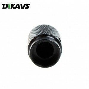 Image 3 - 10 adet katı alüminyum ses anahtar düğmesi 12.5X16mm potansiyometre topuzu döner kodlayıcı kolları