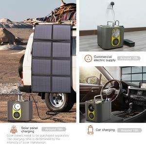 Image 4 - WST 126000mAh High Capacity Portable Power Bank Station Energy Storage Power 220V AC/DC