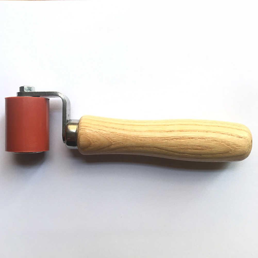 Rodillo de presión de la mano multifunción Manual y Flexible, resistente a altas temperaturas, herramienta de soldadura de membrana de PVC, costura de lona duradera