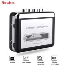 Cassette-Player Convert-Tape EZCAP220 To USB PC Laptop Via