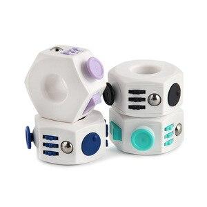 Декомпрессия головоломка кубик Пинцет новые Необычные игрушки антистресс для взрослых игрушка кончик пальца Забавный подарок сенсорные и...