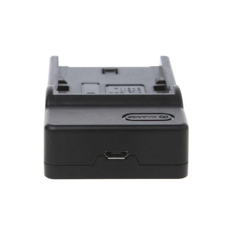 Preto Carregador de Bateria Para Câmeras Canon BP-511 EOS-300D 10D 20D 30D 60D Multi-Adaptador de Carregador de bateria q