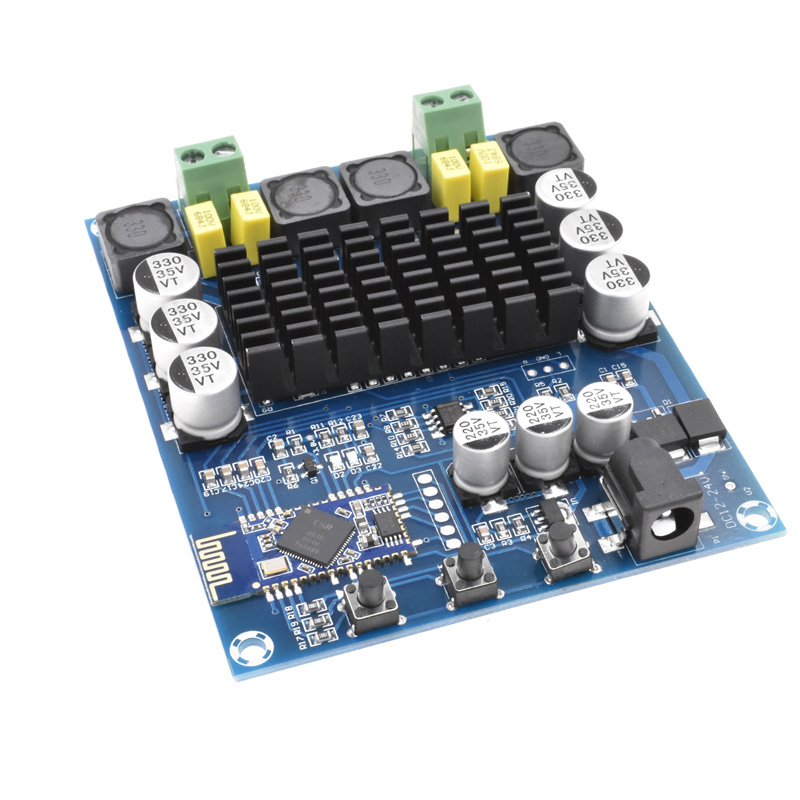 TPA3116D2 120Wx2 Wireless bluetooth 4.0 Audio Receiver Digital Amplifier Module