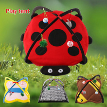 Get more info on the Foldable Pet Cats Bed Mobile Playing Tent Kitten Activity Pad Play Toys House Mats Outdoor TT-best