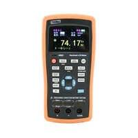 4082 RuoShui 100Hz-100KHz inductancia L capacitancia C resistencia R Medidor LCR de puente manual