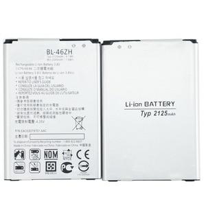 Image 2 - Full 2125mAh Replacement Battery For LG K8 LTE K350E K350AR Mobile Phone Batteries