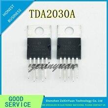 10pcs/lot New TDA2030 TDA2030A TO220-5 AUDIO AMPLIFIER IC