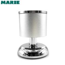 8 / 10 12 /15 cm Long 5cm Diameter Luxury Furniture Cabinet Metal Legs Corner Feet Aluminum Table Leg