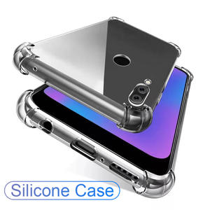 Silicone-Case Airbag Xiaomi Redmi Shockproof Transparent Note 8 5 5a for Ultra-Thin Luxury