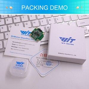 Image 5 - WitMotion Bluetooth 2.0 BWT901 9 czujnik osi cyfrowy kąt przyspieszenia + żyroskop + magnetometr MPU9250 na PC/Android